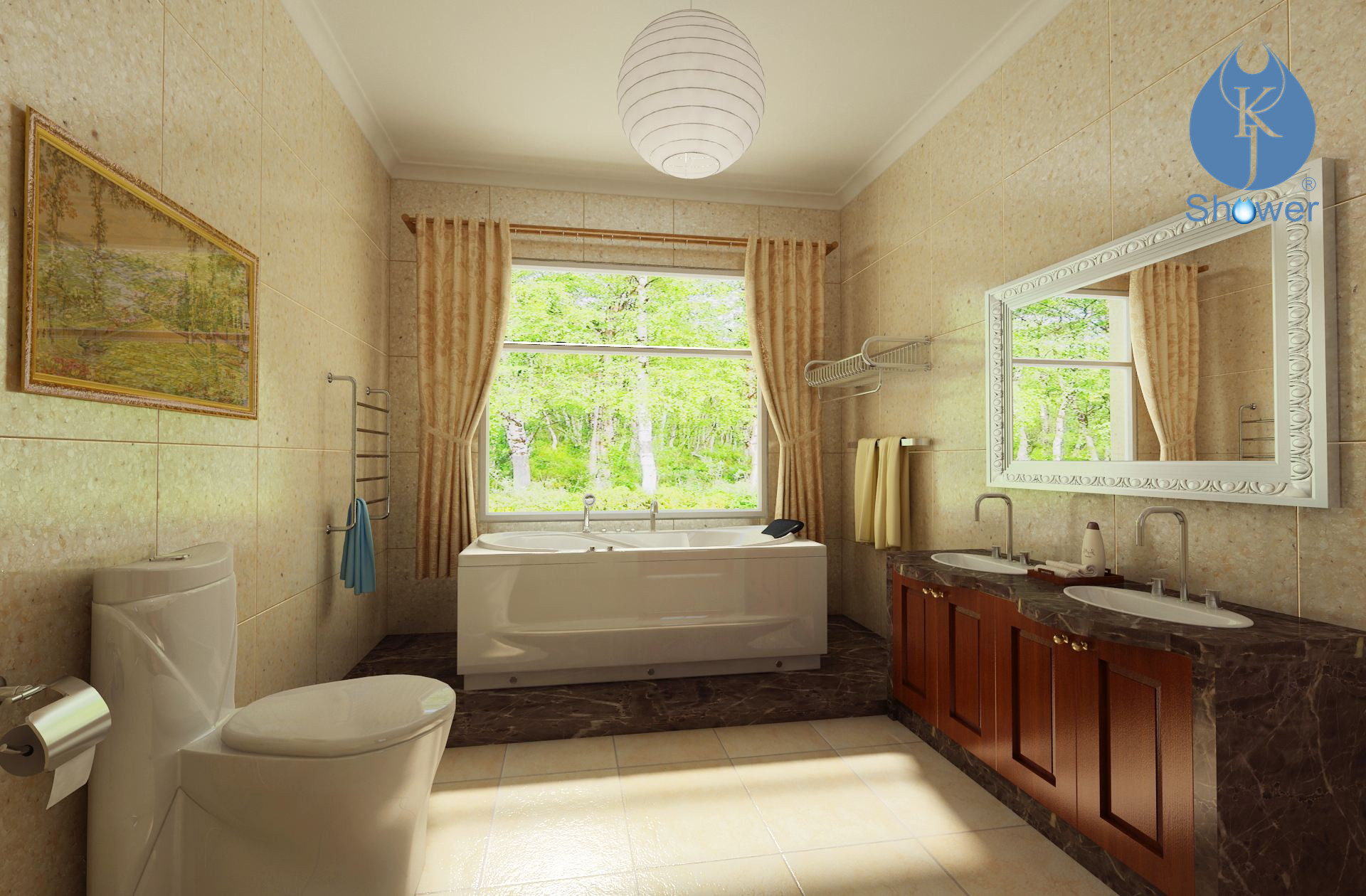 淋浴房工程