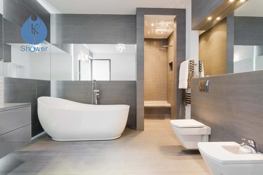 安装淋浴房