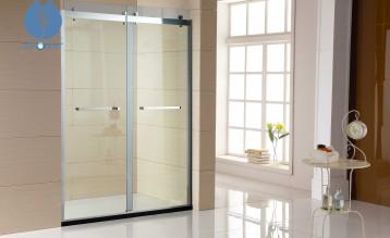 酒店淋浴房选择哪种轨道设计更加适合?