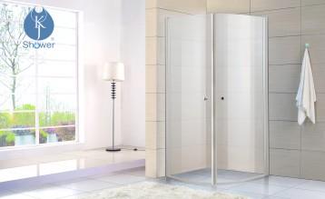 定制淋浴房,与家居风格匹配为首要