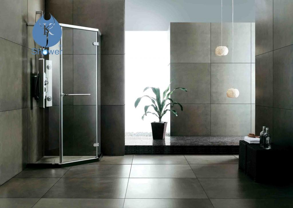 想要畅快沐浴,品质淋浴房就该这么选!