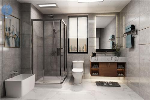 淋浴房的清洁保养技巧