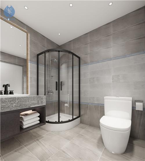 简易的淋浴房