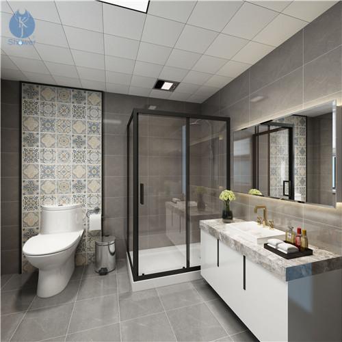 淋浴房挡水条如何安装
