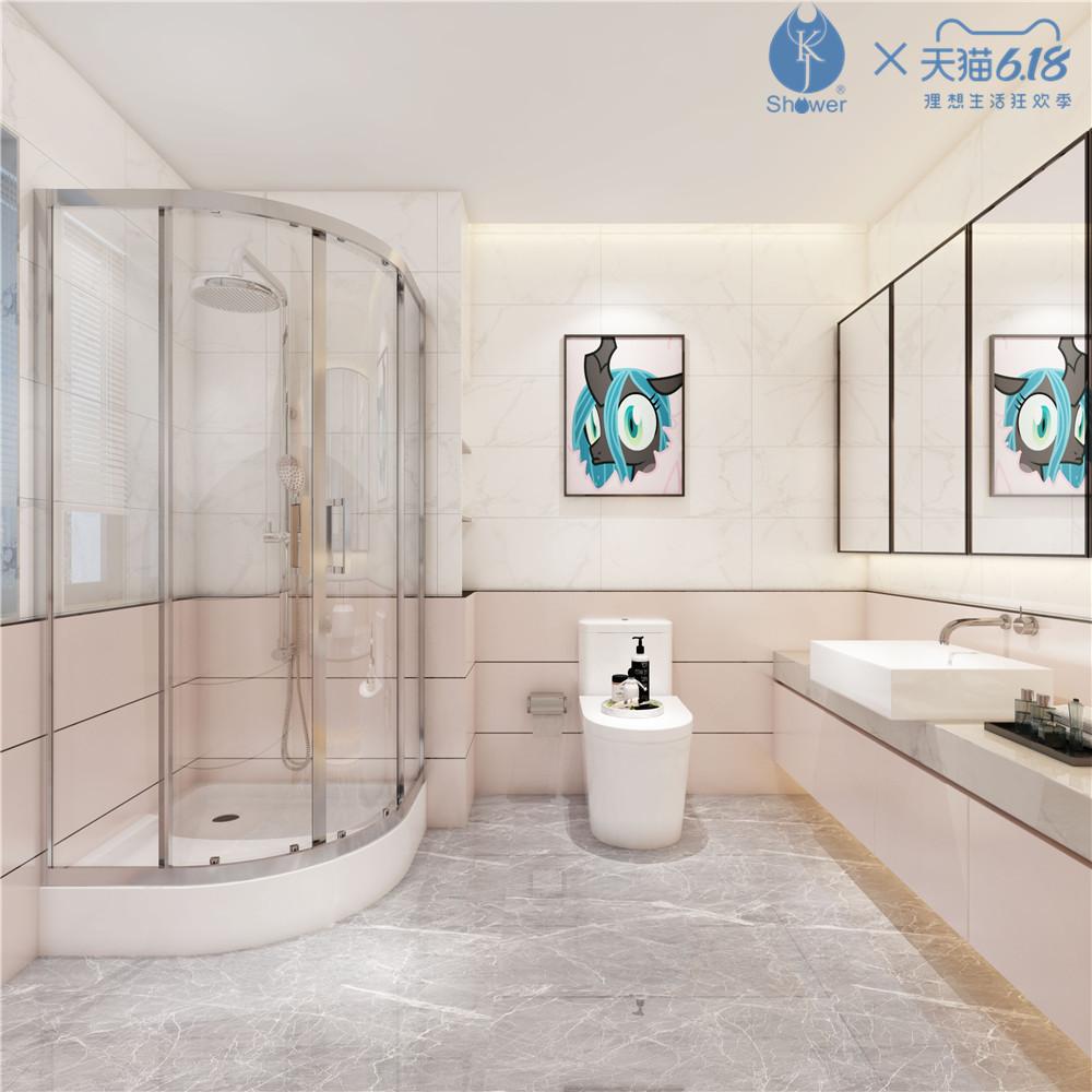 网上选购淋浴房