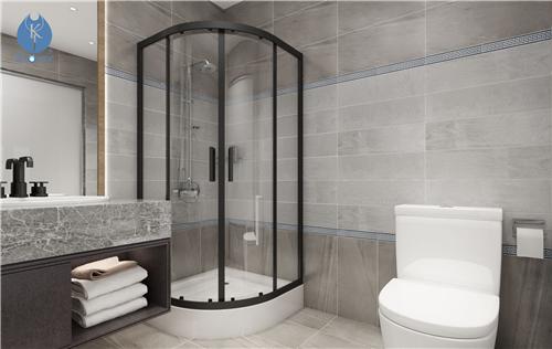 淋浴房边框